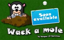 Whack A Mole by Semper IT Services